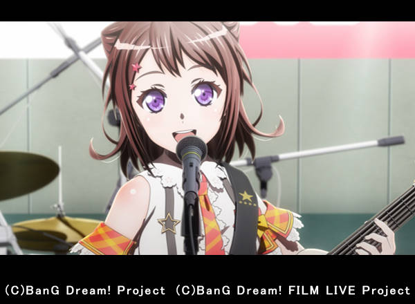 劇場版「BanG Dream! FILM LIVE」